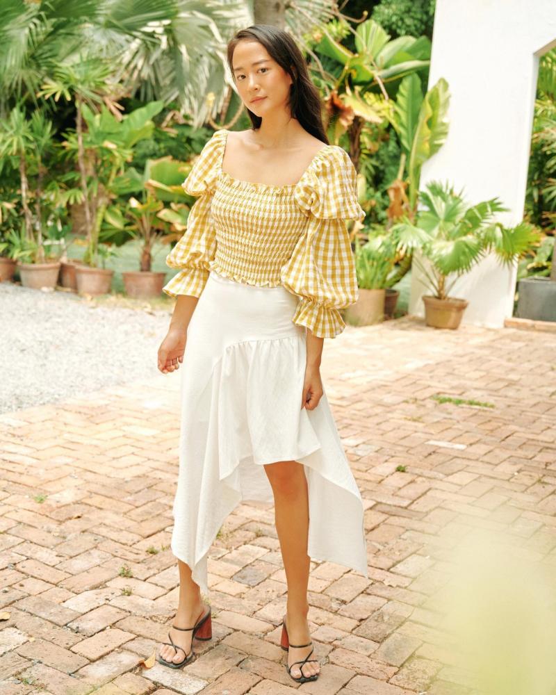 Top 6 shop thời trang bán chân váy dài đẹp và chất lượng nhất tại Tp. HCM