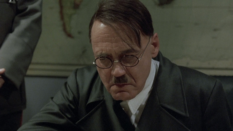Nhân vật Adolf Hitler trong phim Downfall