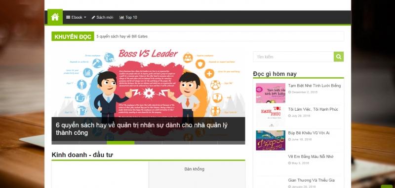 Downloadsach.com - ngừng đọc sách là ngừng tư duy