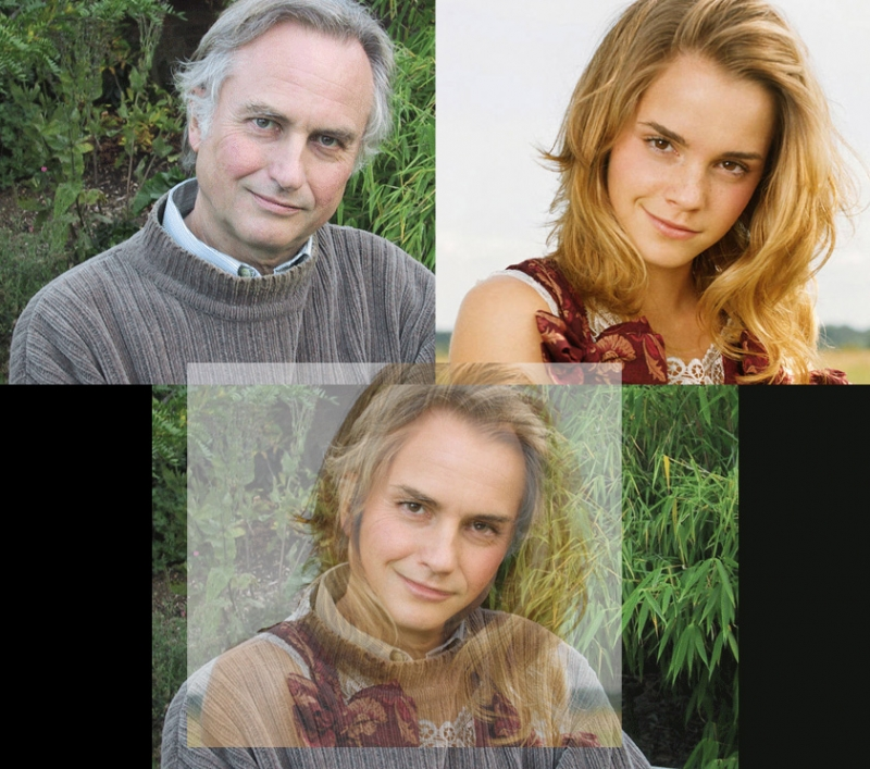 Dr Richard Dawkins và Emma Watson