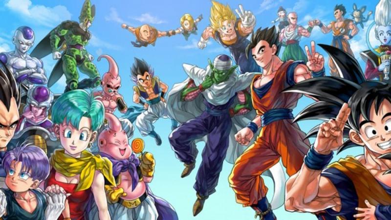 Các nhân vật trong phim Dragon Ball