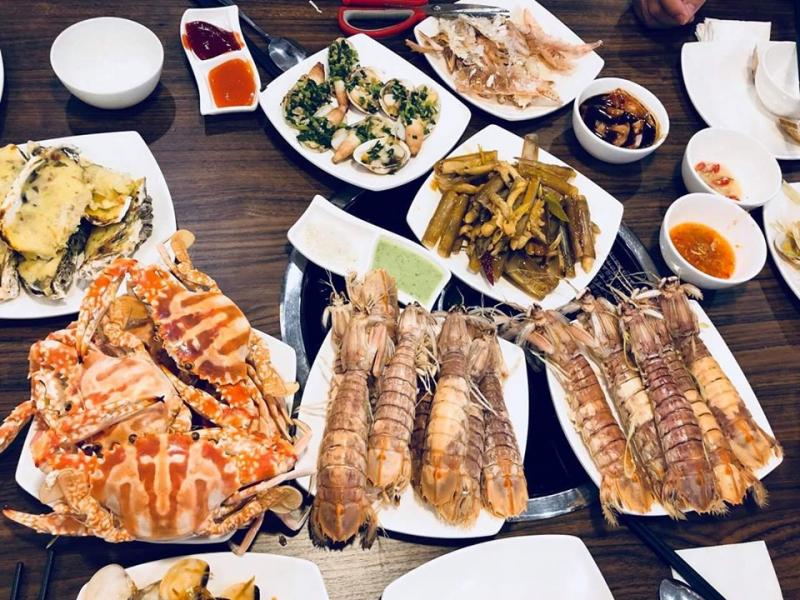 Dragon Sea Buffet – Trần Phú