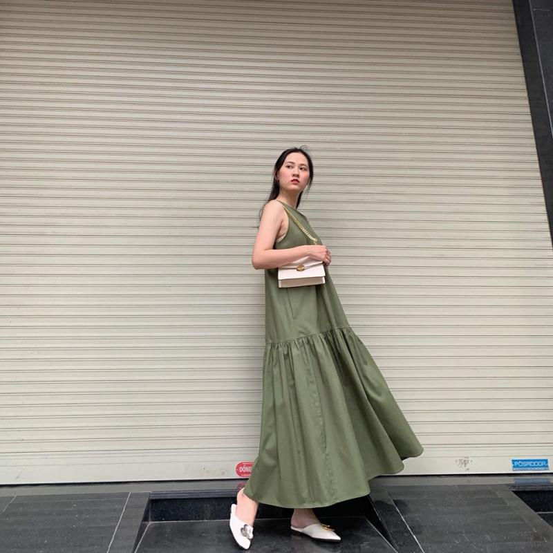 Đầm xinh cho cô nàng phá cách