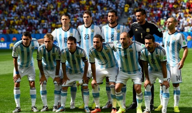 ĐTQG Argentina