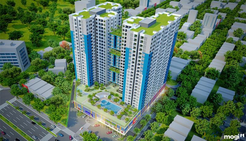 Dự án căn hộ Sài Gòn Avenue