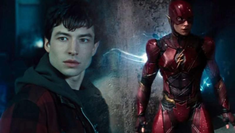 Các fan hâm mộ đang rất thích thú với The Flash của Ezra Milner