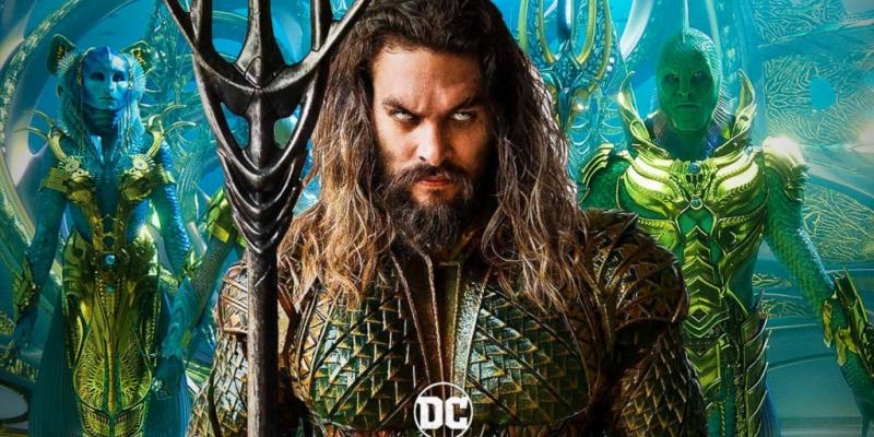 Khán giả sẽ được thưởng thức Aquaman vào cuối 2018 - đầu 2019
