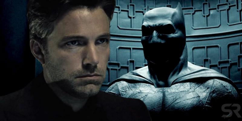 Ben Afleck trở lại với phim riêng về Batman