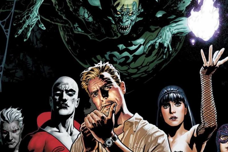 Nhóm Justice League Dark theo nguyên gốc truyện tranh