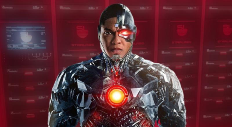 Cyborg sẽ có phim riêng vào 2021