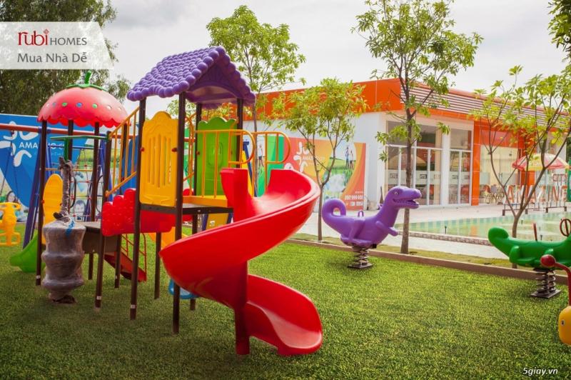 Tiện ích dành cho trẻ em của dự án Rubi Homes
