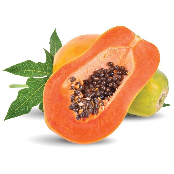 Ăn đu đủ cũng sẽ giúp giảm nguy cơ mắc các bệnh nhiễm trùng và các bệnh như ho, cúm…