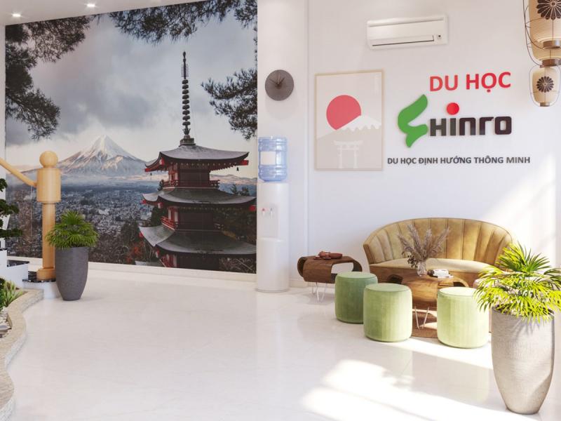 Du Học Nhật Bản Shinro