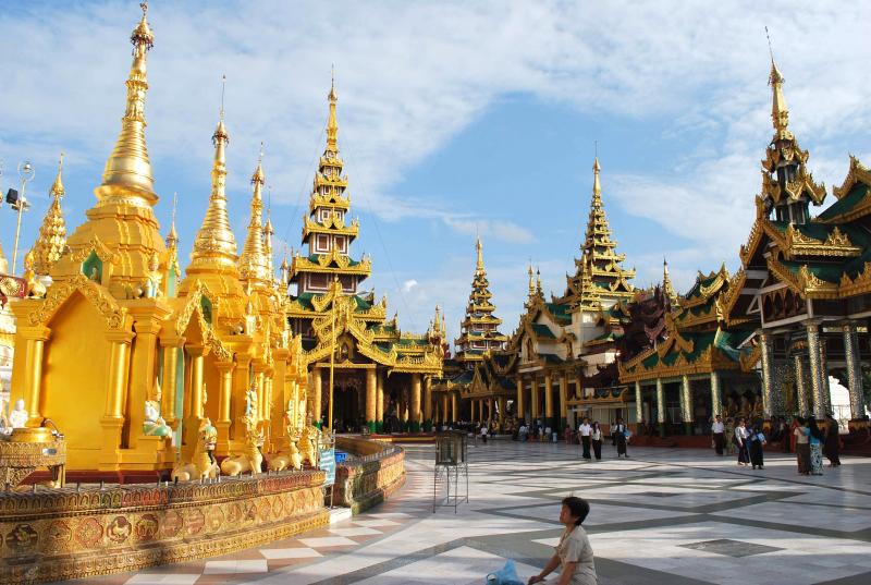 Du lịch Bangkok ngày đầu tiên