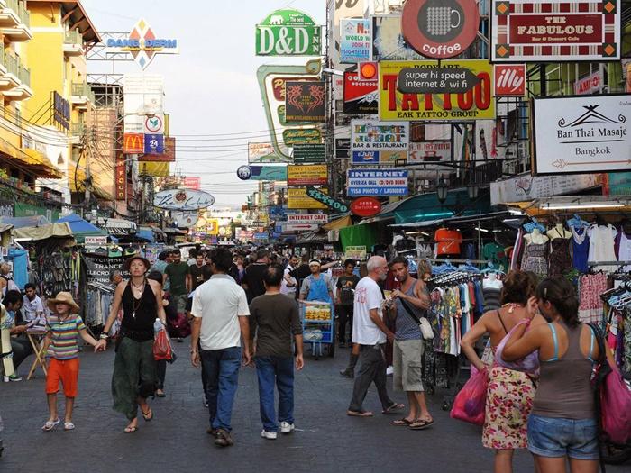 Du lịch Bangkok ngày thứ 3 (ngày cuối cùng)