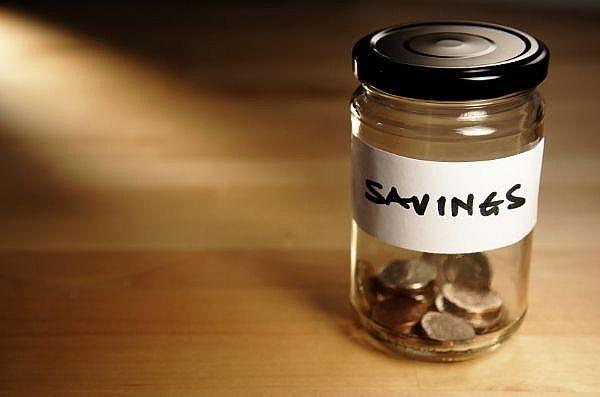 Có một khoản tiết kiệm nhất định