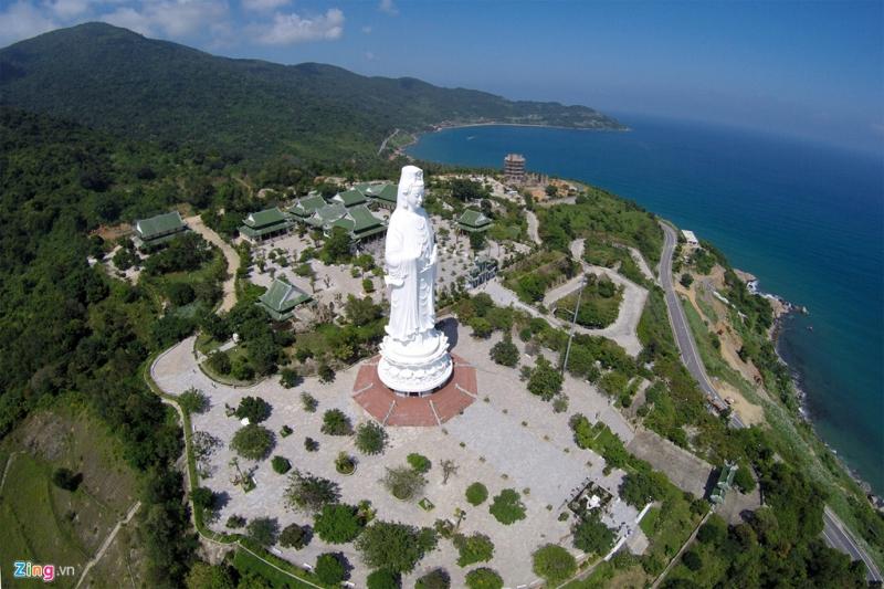 Toàn cảnh bán đảo Sơn Trà