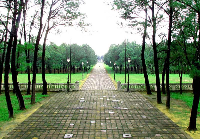 Cách thành phố Huế chừng 5km, Thủy Biều là cái nôi của văn hóa Huế