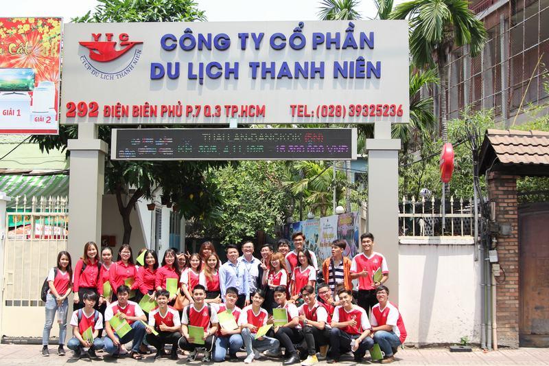 Công ty cổ phần du lịch Thanh Niên