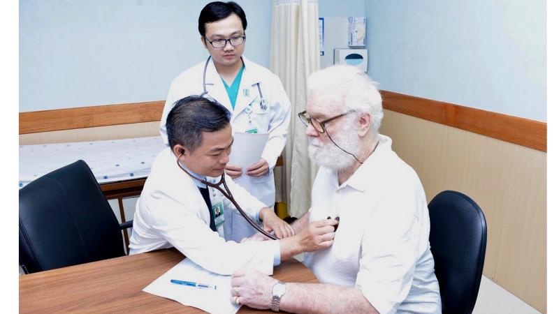 Du lịch y tế Nhật Bản - Công ty VJIIC