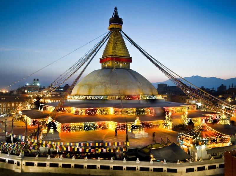 Du ngoạn thủ đô Kathmandu sầm uất mà trầm mặc