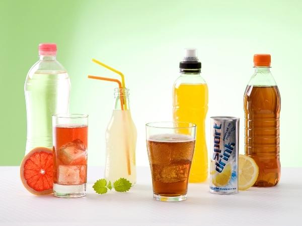 Không uống các loại nước có đường