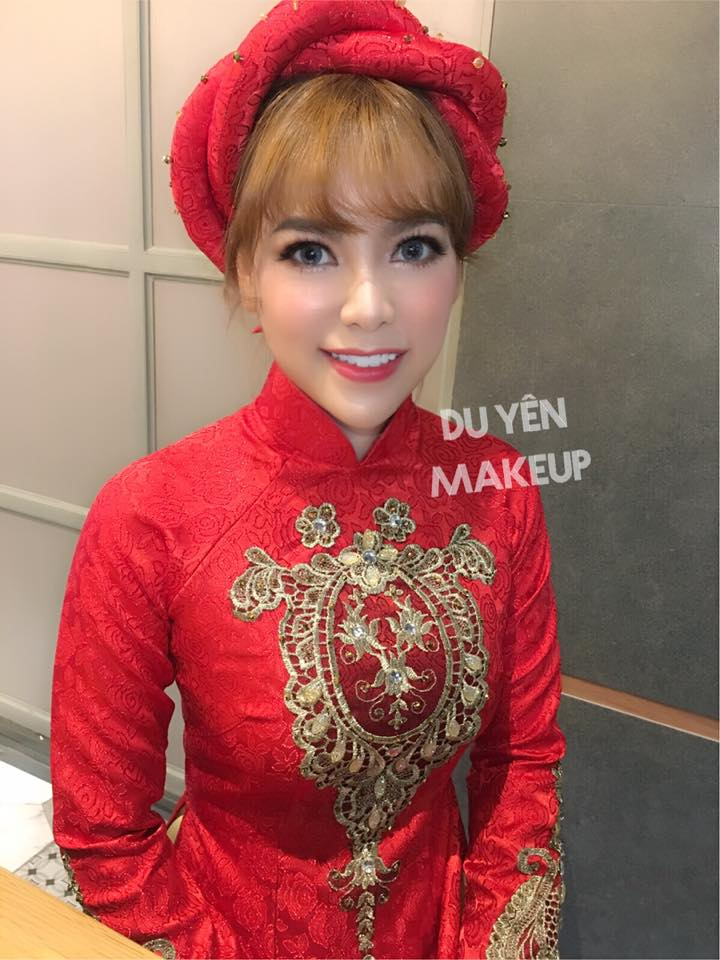 Du Yên Make Up