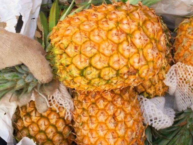 Nên chọn những trái có mùi thơm ngọt và tươi
