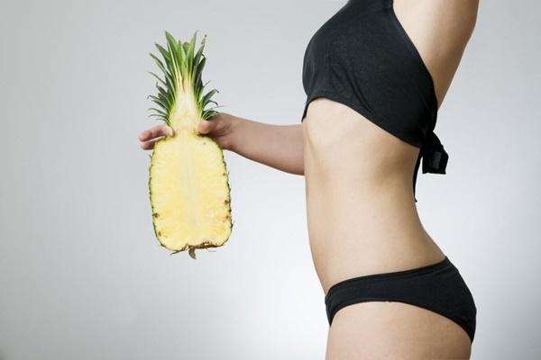 Dứa giảm cân cực kỳ hiệu quả