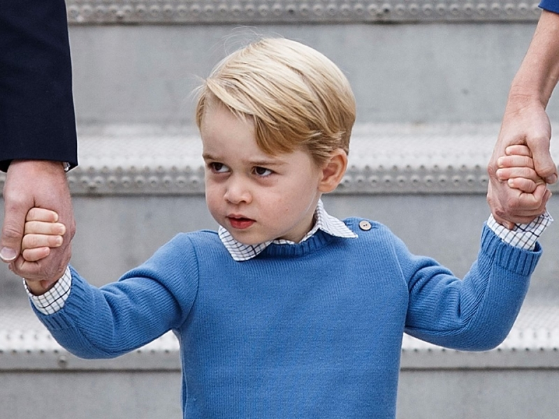 Hoàng tử George xứ Cambridge