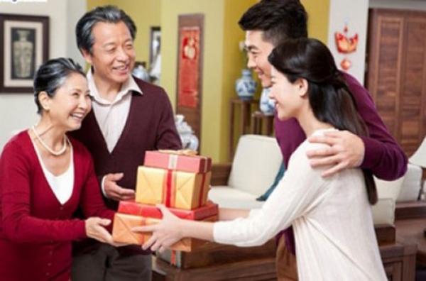 Ra mắt gia đình là cách khẳng định mối quan hệ chắc chắn