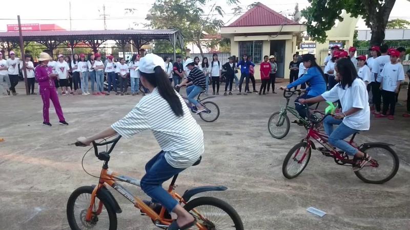 Đua xe đạp chậm