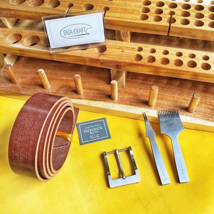 Dừa's Craft - Phụ kiện đồ da handmade