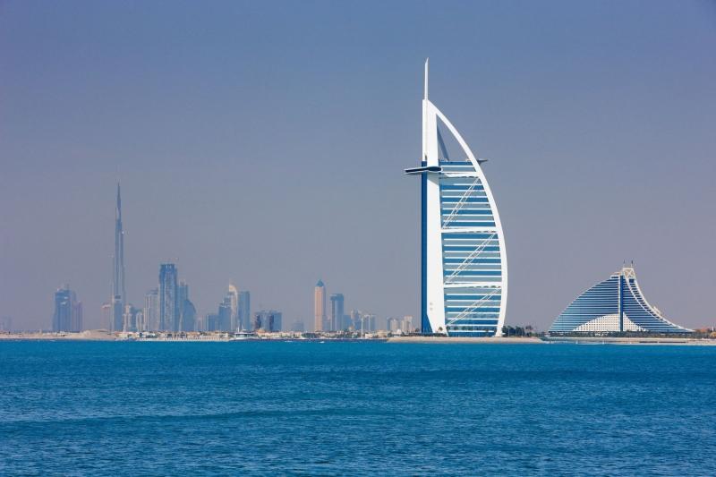 Dubai đang nổi lên là một trung tâm kinh tế lớn và là thành phố toàn cầu