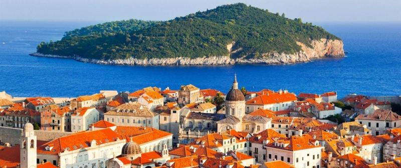 Toàn cảnh Dubrovnik