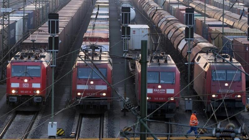 Đường sắt của Đức