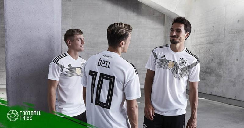 Trang phục chính thức của Đội tuyển Đức