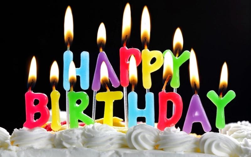 Không được chúc mừng trước ngày sinh nhật của họ ở Đức