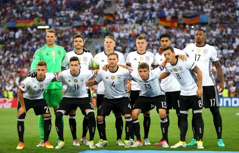 Đức là tập hợp các ngôi sao đang ở độ chín trong sự nghiệp