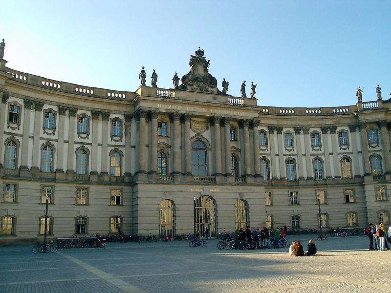 Đại học Berlin, Đức
