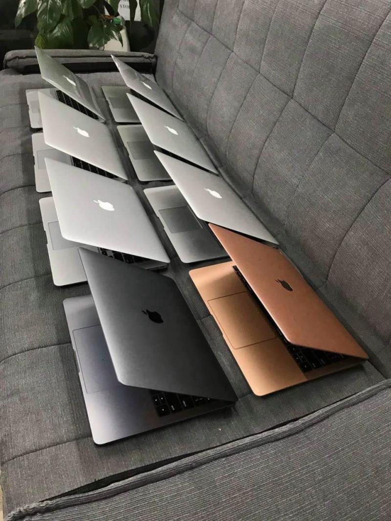 Các dòng MacBook tại ĐỨC HUY 365 STORE