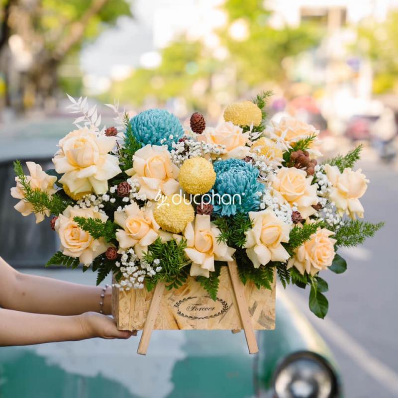 Duc Phan Flowers - Hoa Tươi Đà Nẵng
