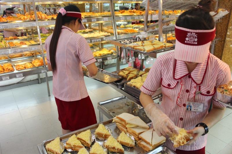 Cửa hàng Đức Phát bakery