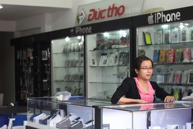Cửa hàng điện thoại Đức Thọ