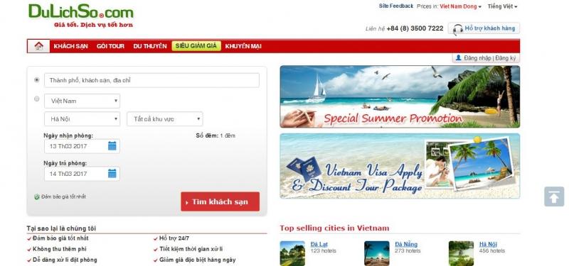 Đến với DuLichSo.com, bạn sẽ được tư vấn đặt vé miễn phí