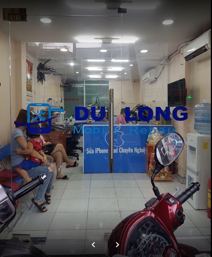 DULONGMOBILE - Trung tâm sửa chữa iPhone, iPad uy tín giá rẻ HCM