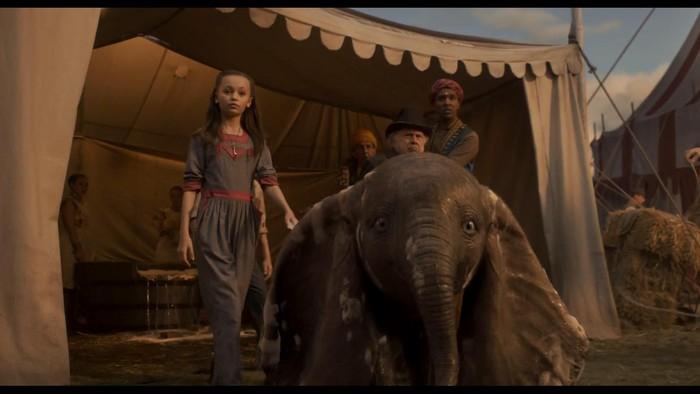 Phim Dumbo: Chú voi biết bay