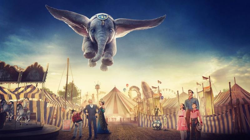 Dumbo (Chú Voi Biết Bay)