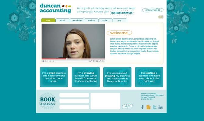 Webiste của Ducan