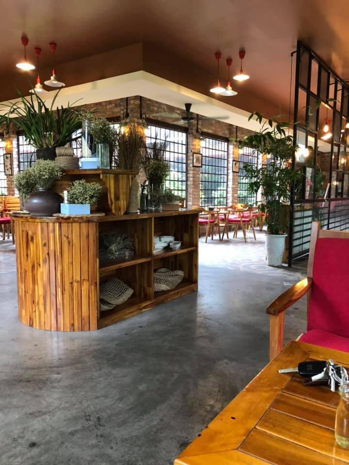 Không gian tại Dung Anh Coffee